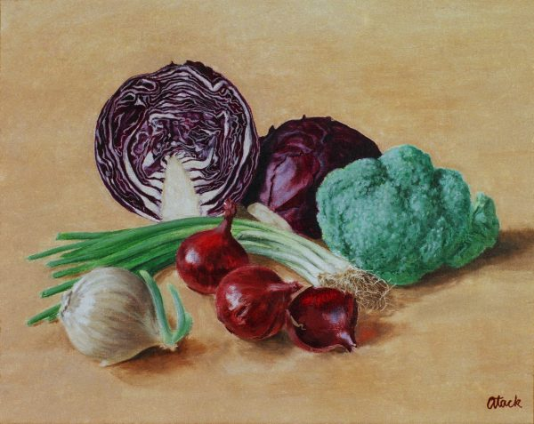 Red Cabbage w